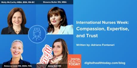 International Nurses Week 2020: Compassion, Expertise, and Trust